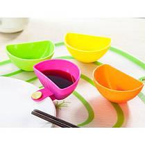 Соусница с клипсой на тарелку для соусов и кремов, фото 3