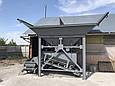 Бункер двух секционный  для хранения инертных материалов KARMEL, фото 9