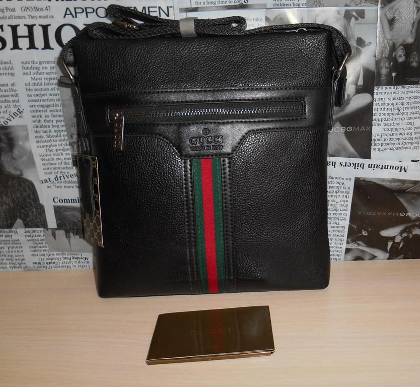03dfc73d Сумка мужская Gucci, кожа, Италия: продажа, цена в Запорожье ...