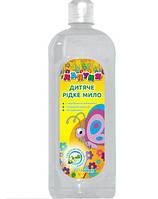 Лапуня Детское жидкое мыло 1л. с экстрактом соцветий липы 12шт / уп