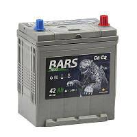 Автомобильный аккумулятор BARS Asia 42Ач 350А (1) L