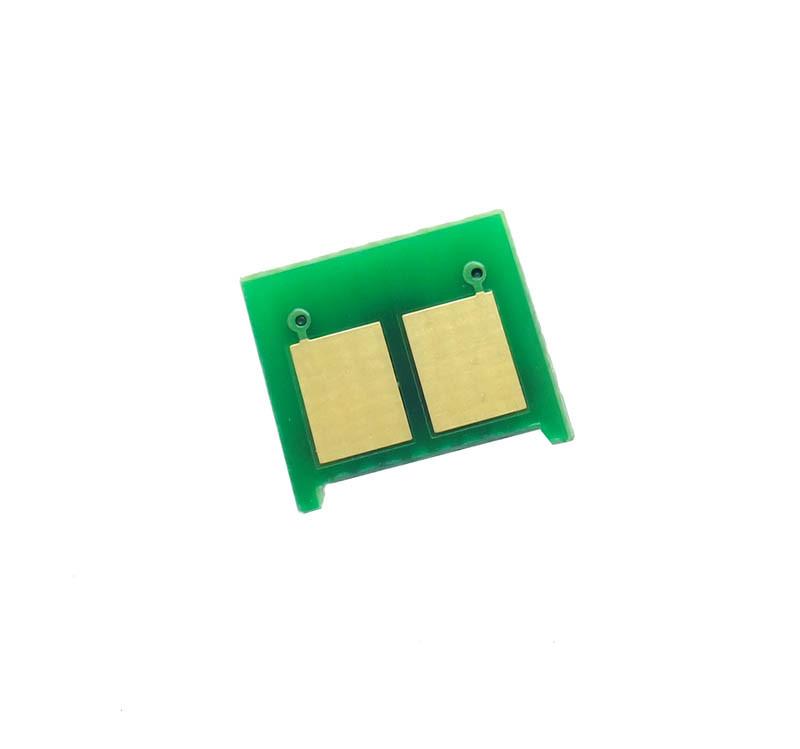Чип HP CLJ CP1215 1515 1518 CM1312 Canon LBP 5050 8050 Yellow