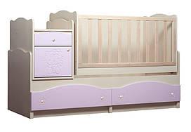"""Кровать трансформер """"Kiddy"""" 5в1 Вальтер"""