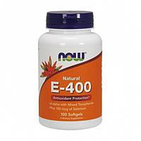 NOW E-400 mixed 50 softgels