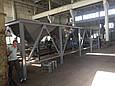 Бункер для инертных материалов четырех секционый, фото 3