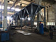 Бункер для инертных материалов четырех секционый, фото 5