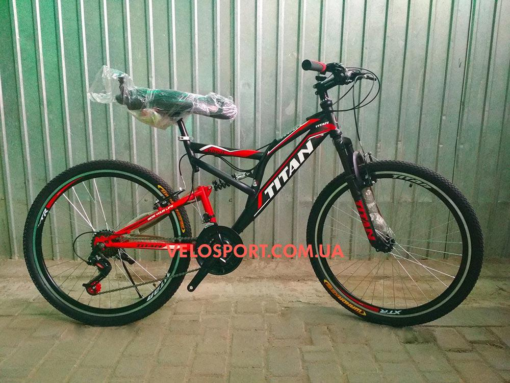 Горный велосипед Titan Ghost 26 дюймов