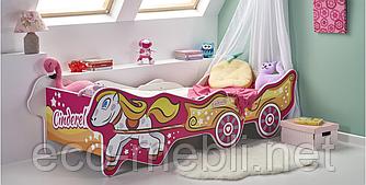 Дитяче ліжко Cindarella