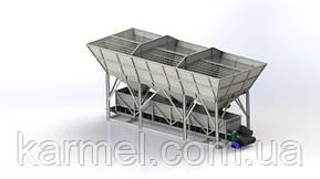 Разработка  и запуск в производство бункерного-весового комплекса KARMEL (EU)