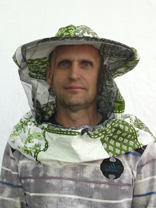 Маска пчеловода сатин