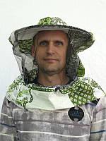 Маска пчеловода сатин, фото 1