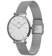 Часы наручные с металлическим браслетом