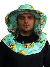 Маска пчеловода ситец