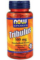 NOW Tribulus 500 mg 100 caps