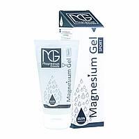 Природный магниевый гель с витамином РР и камфорой, 150мл. Magnesium Gel