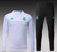 Костюм тренировочный  Adidas FC Real Madrid 2017-18