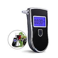 Цифровой высокоточный алкотестер, с LCD дисплеем и сменными мундштуками (00302)