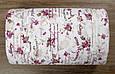 Постельное белье Lotus Ranforce Mary розовое двухспального евро размера, фото 2