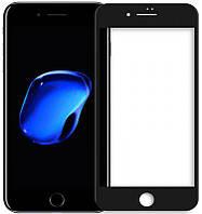 Защитное стекло Nillkin 3D AP+PRO Tempered Glass edge shatterproof Apple iPhone 7 Black, фото 1