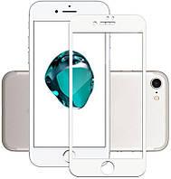 Защитное стекло TOTO 5D Full Cover Tempered Glass iPhone 7 Plus/8 Plus White