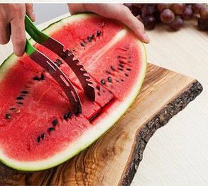Нож щипцы для арбуза, дыни , фото 2