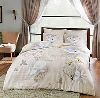 Полуторное постельное белье TAC Brenna Сатин