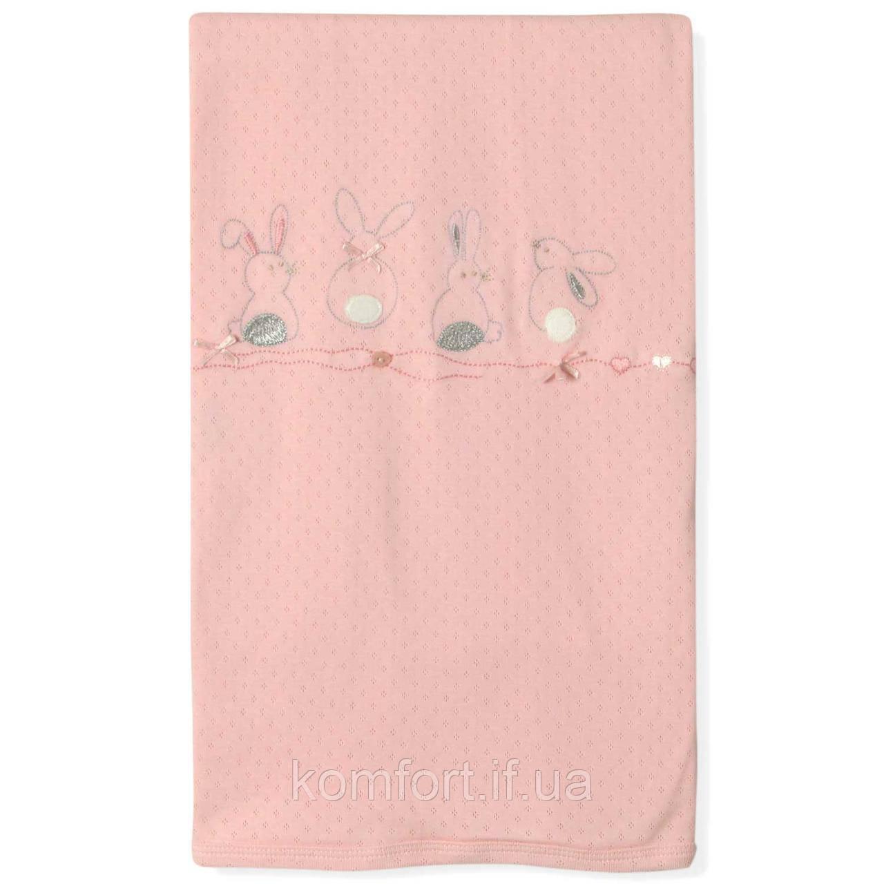 Одеяло для новорожденного Caramell Caramell (One Size)