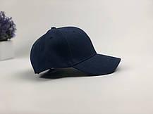 Кепка бейсболка Style синий, фото 3