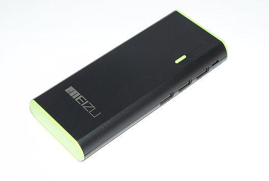 Портативное зарядное USB зарядка Power Bank Meizu 30000 Black