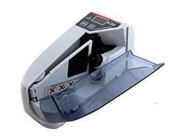 Машинка для счета денег ручная MHZ V30 220V батарейки