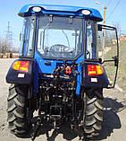 Трактор с кабиной DongFeng 504DНLC, фото 2