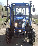 Трактор с кабиной DongFeng 504DНLC, фото 3