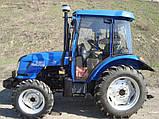 Трактор с кабиной DongFeng 504DНLC, фото 4