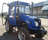 Трактор с кабиной DongFeng 504DНLC, фото 5