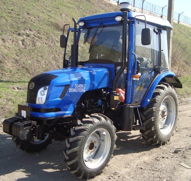 Трактор с кабиной DongFeng 504DНLC