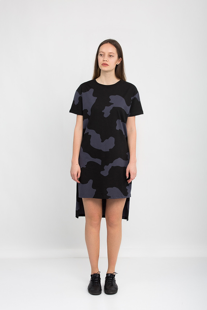 Платье туника женская CAMO TUN Urban Planet (модное платье, плаття, од