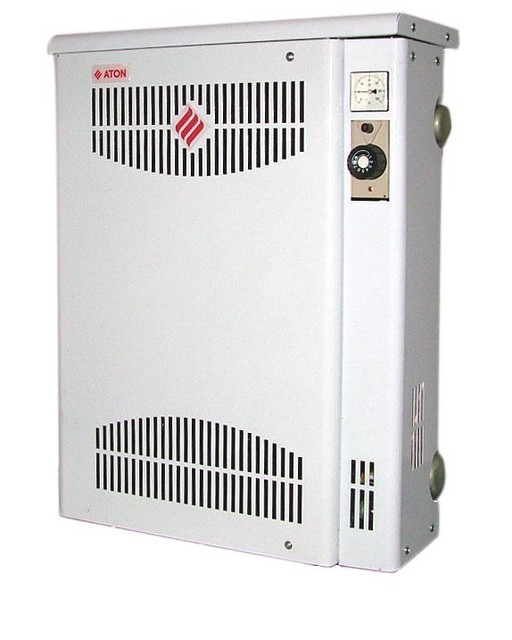 Парапетный газовый котел ATON 16ЕВ Двухконтурный