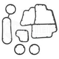Прокладка корпуса фильтра масляного и радиатора VW Caddy III/Crafter/T5 1.6TDI/2.0TDI 10- (к-кт)