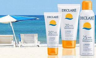 Sun sensitive - линия защиты от солнца для чувствительной кожи