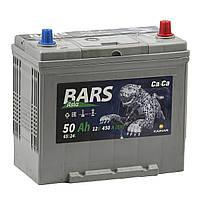 Автомобильный аккумулятор BARS Asia 50Ач 450А (0) R