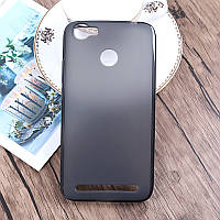 Чехол Homtom HT50 / HT50 Pro силикон бампер серый