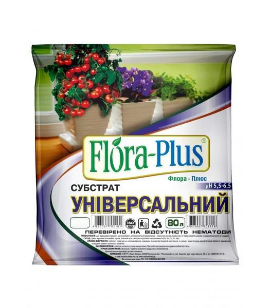 Субстрат универсальный Flora Plus