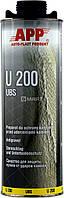 Средство для защиты кузова от ударов камней APP-U200 Барашек 1л, серый 050102