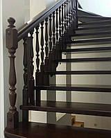 Компактная лестница в доме