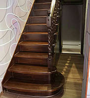 Красивые лестницы для дома