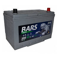 Автомобильный аккумулятор BARS Asia 100Ач 800А (1) L