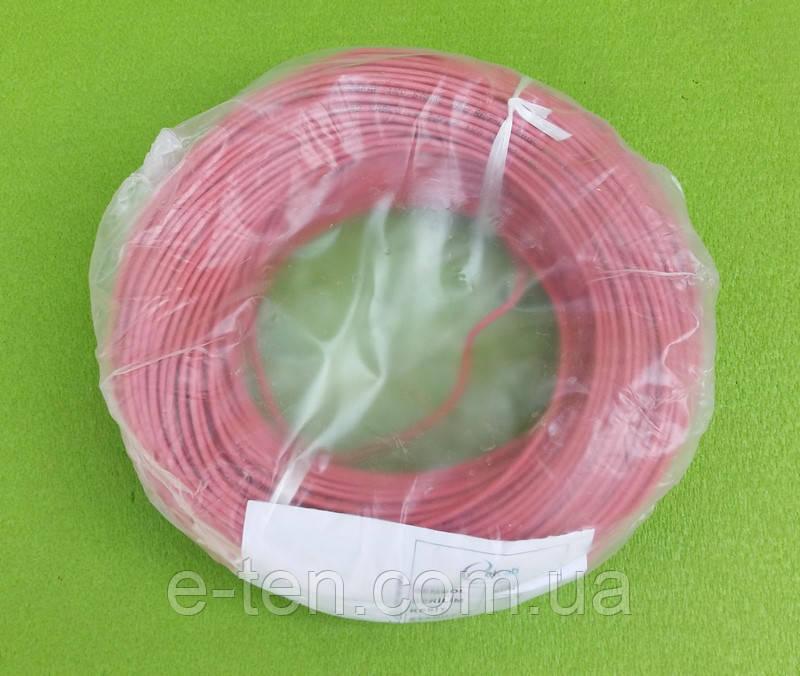 Провод медный термостойкий SIAF - сечение 0,75мм / L=100м (в резино-силиконовой изоляции)  ELCAB KABLO, Турция