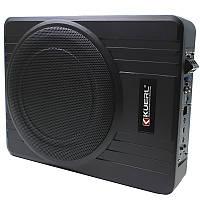 """☀Сабвуфер 10"""" KUERL K-1003APR 600 Вт 20Hz - 150Hz музыкальный мощная аудиосистема для автомобиля"""