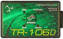 GPS/ГЛОНАСС Трекер SPIDER ® TR-106D (5000 мАч) с магнитом