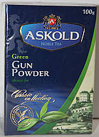 Чай Askold Gun Powder, 90 гр.